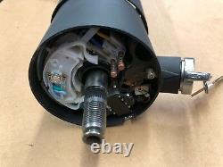 1980-1991 Ford F250 F350 Steering Column Floor Shift Tilt Rebuilt