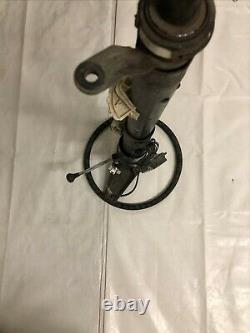 1981-1987 Square Body GMC Tilt Steering Column, Keys, Wheel & Horn Cap Button