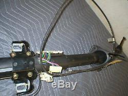 1982-88 Camaro Firebird Z28 Trans Am Tilt Steering Column Key Cruise Wiper Delay