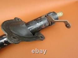 1982-91 Ford Econoline Van Nice Complete Original Tilt Steering Column & Wheel
