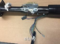 1984-1990 Chevy Caprice Impala Steering Column Automatic Tilt Rebuilt