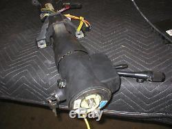 1990 1991 1992 Camaro Firebird Tilt Steering Column + Key & Vats Box, Wiper Delay