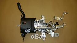 1992-1996 Ford Econoline E150 E250 E350 Steering Column Rebuilt Autom. No Tilt
