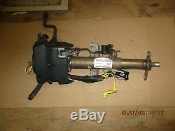 1995-1998 Chevrolet Tahoe Suburban C1500 K1500 Tilt Steering Column With Key