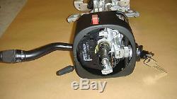 1995-2005 Ford Ranger Steering Column Rebuilt Standard Floor Shift Tilt