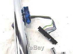 28 Tilt Steering Column Manual With Key & Wheel Adapter Chrome BPS-1020