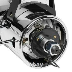 30 Chrome Polished Hot Rod Tilt Shift Automatic AT Steering Column for GM 55-59