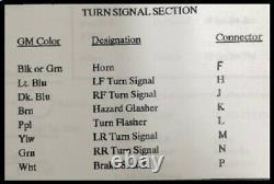 30 Tilt Steering Column + Mustang II POWER 3 U Joint 36 Steering Shaft Kit