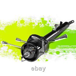 32 SS Black Coated Hot Rod Tilt Shift Automatic AT Steering Column for GM 55-59