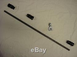 32 Tilt Steering Column + Mustang II POWER 3 U Joint 36 Steering Shaft Kit