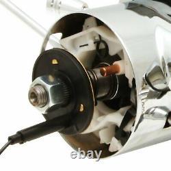 33 Chrome Steering Column Tilt KEYED COL Shift fits GM ford truck BBC Ford