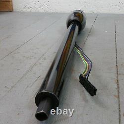 61-76 GM Full Size B-Body 32 Black Floor Shift Steering Column 5-Position Tilt