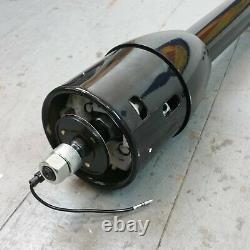 67-69 Chevy Camaro Black 32 No Key Floor Shift Tilt Steering Column SS Z28 396