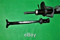 67 72 Chevy Gmc Truck Or Van Column Shift Tilt Steering Column Street Rod