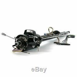 68-71 Ford Torino/ Montego Keyed Black Tilt Steering Column 33 Gran Stabul 500