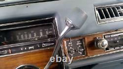 77-78 Cadillac Eldorado Tilt Steering Column Assembly (Light Blue)