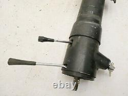 79-81 Camaro Original Gm Factory Black Tilt Steering Column Ignition