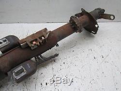 79-81 Original Camaro Standard Non Tilt Steering Column