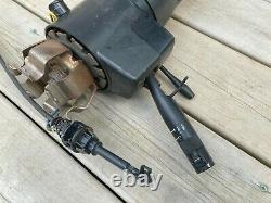 84-88 Firebird Steering Column With Tilt & Key 85 86 87 GM 350 305 T/A Trans AM