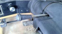 84-91 Chevy/GMC Truck SUV OBS Tilt Steering Column Assembly (Black)