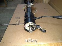 87 91 Ford F150 / Bronco Tilt steering column. Automatic. Complete and TIGHT