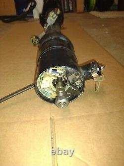 87-91 Ford F150 / Bronco steering column TILT with MANUAL trans fits 80-91