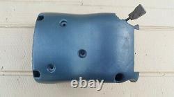 89 95 Toyota Pickup 4Runner Steering Column Cover w Tilt BLUE