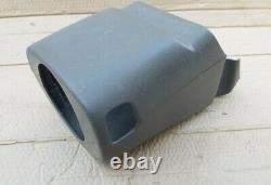 90-95 Toyota 4Runner Pickup OEM Steering Column Cover Trim NO TILT GREY GRAY