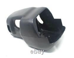 94 95 Nissan HARDBODY Pickup Truck Steering Column Cover Black OEM Tilt