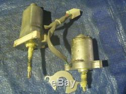 98-05 Lexus GS300 GS400 GS430 Tilt Telescopic Steering Column Control Motors OEM