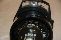 BLACK 32 AUTOMATIC Tilt Steering Column Shift with Indicator street rod custom