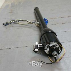 BLACK KEYED 1962 1974 Mopar B & E Body 33â Tilt Steering Column Floor Shift