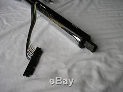 CHROME 32 Tilt Steering Column Floor Shift street hot rod CUSTOMER RETURN SALE