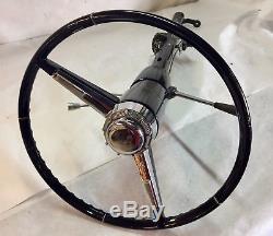 Chevy Caprice Impala 1966 Tilt Telescopic Steering Column Shift SS Auto J14380