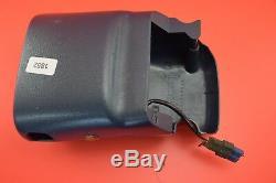 E#5 90-95 Toyota 4Runner PU OEM Steering Column Cover Trim Light for Tilt BLUE