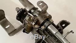 FORD F150 BRONCO NON-TILT STEERING COLUMN AUTOMATIC TRAN OVERDRIVE BUTTON WithKEY