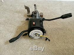 FORD F150 BRONCO TILT STEERING COLUMN With AUTOMATIC TRANS OVERDRIVE BUTTON WithKEY