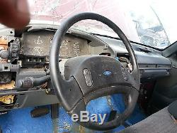 FORD F150 F250 F350 TILT STEERING COLUMN With AUTO TRANS OVERDRIVE BUTTON