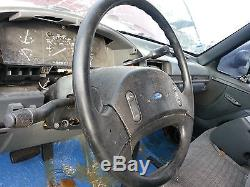 FORD F250 F350 TILT STEERING COLUMN With AUTO TRANS OVERDRIVE BUTTON NON-AIRBAG