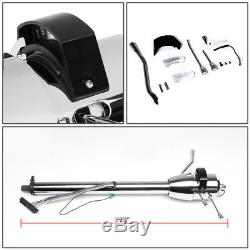 For 55-59 Chevy Gm Floor Shift Hot Rod 28tilt Automatic Style Steering Column