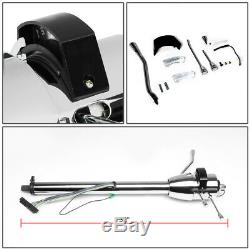 For 55-59 Chevy Gm Hot Rod 32tilt At Automatic Style Steering Column Shifter