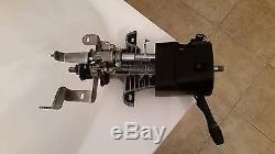 Ford F150 F250 F350 Tilt Steering Column Auto Trans Overdrive Button Non-airbag