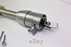 Hot Rod Steering Column Plain 32 Inch Tilt With Key Ignition + Engineer Report