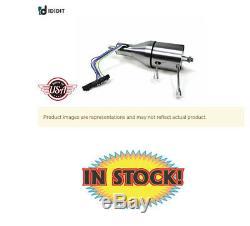 Ididit 1120120010 Shorty Steering Column Tilt Floor Shift 12 Steel