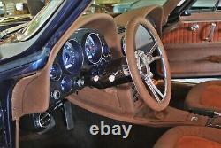 Ididit 1300710010 1967 Corvette Tilt Floor Shift Steering Column Paintable