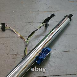 KEYED 1962 1974 Mopar B & E Body 33 Chrome Tilt Steering Column FLOOR Shift
