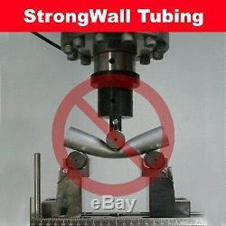 Push Button Start Chrome Tilt Steering Column 32 v8 Chevy Slammed A Body BBC Rod