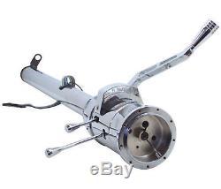 RPC ACE-WB7000-1KIT Chrome S/S 32' Length Tilt Steering Column Kit, Spline 3/4
