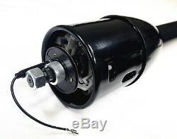 Universal 32 Black Tilt Steering Column Floor Shift No Key