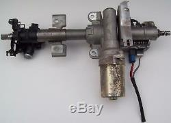 Vauxhall Corsa C EPS Steering Column & ECU Non Tilt 13136676